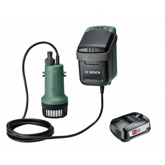 Baterijska pumpa BOSCH GardenPump 18