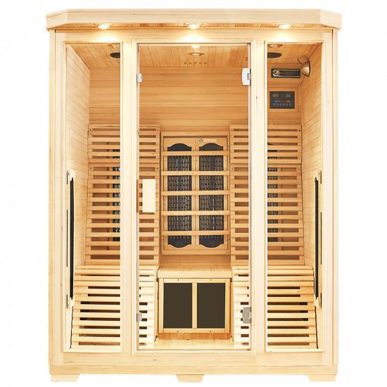 IR sauna Helsinki 150