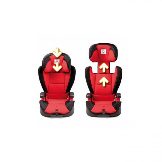Autosjedalica Viaggio 2-3 Surefix - Black