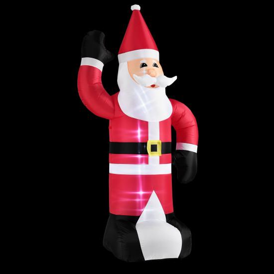 XXL Djed Mraz 240 cm