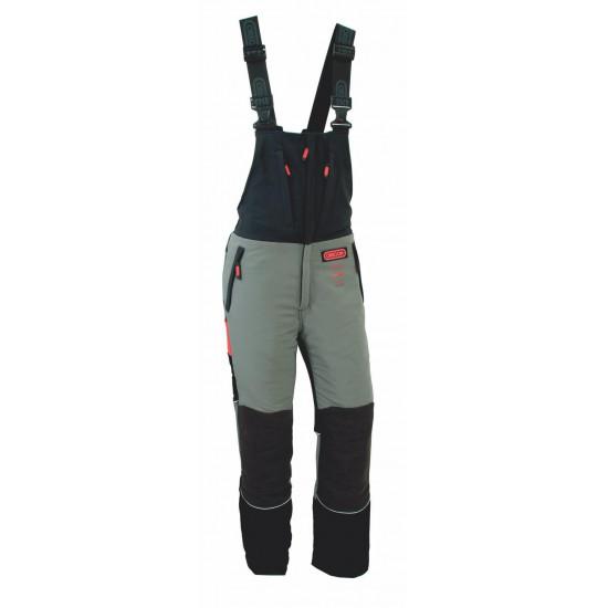 Oregon zaštitne hlače s naramenicama Fiorland klasa I br. 60/62 (XXXL)