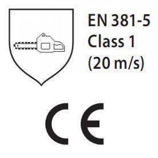 Oregon zaštitne hlače s naramenicama Fiorland klasa I br.54/56 (XL)