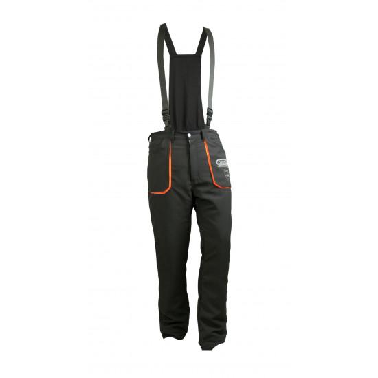 Oregon zaštitne hlače sa naramenicama Yukon klasa I br.42/44 (S)