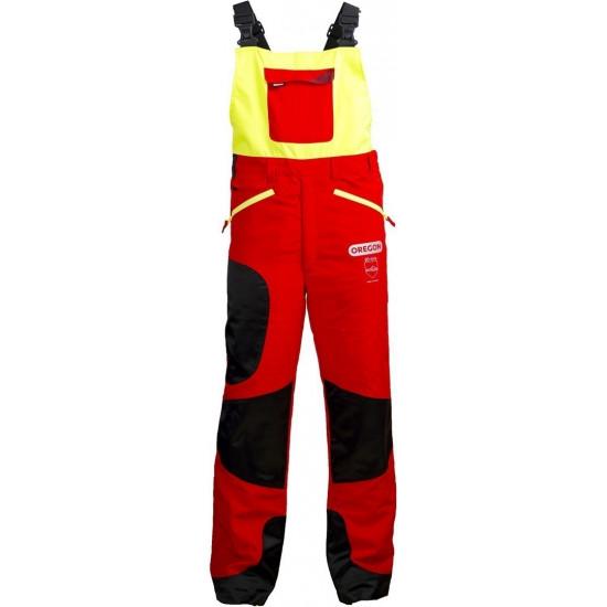 Oregon zaštitne hlače sa naramenicama Waipoua klasa I br.46/48 (M)