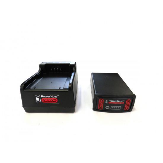 Oregon škare baterijske HT255E z baterijo B400E i punjačem C600