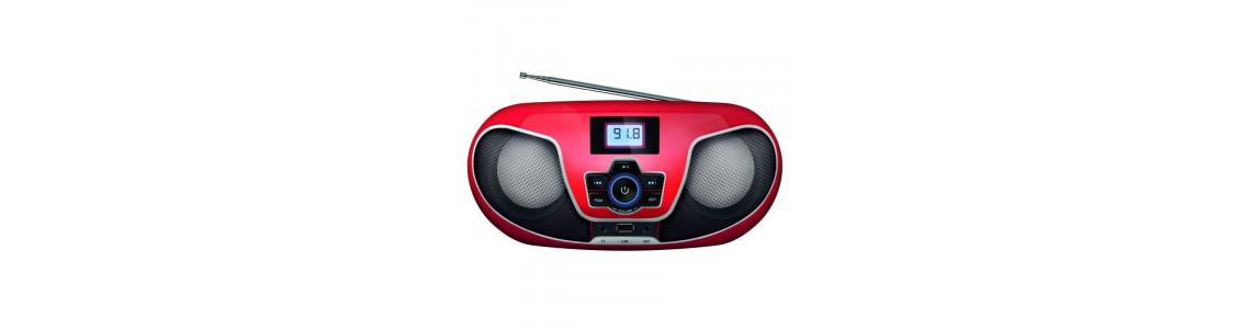 Radio i CD plajeri