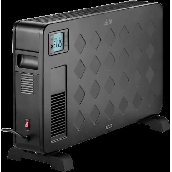 ECG konvekcijski grijač TK 2040DR crni