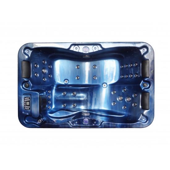 Sanotechnik masažni bazen Oasis Modena plavi
