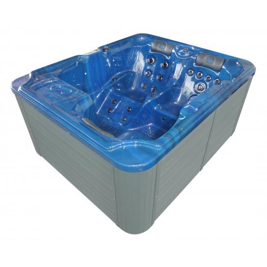 Sanotechnik masažni bazen Oasis plavi