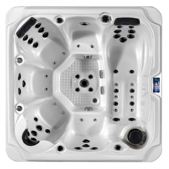 Masažni bazen Oasis Maxi bijeli