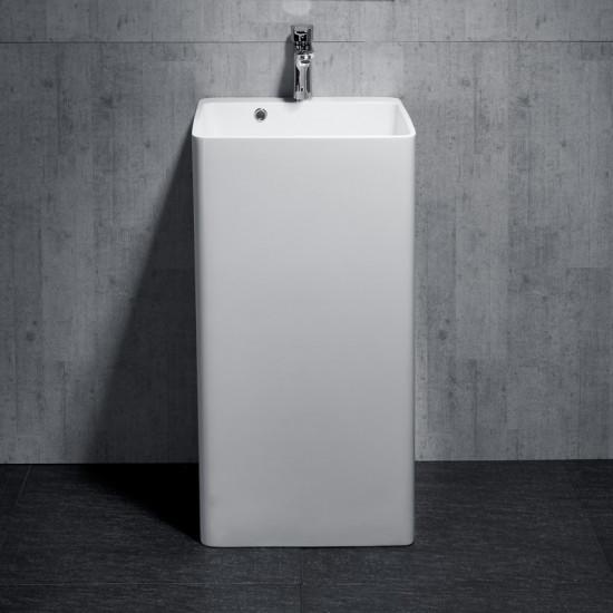 Sanotechnik samostojeći umivaonik Weta
