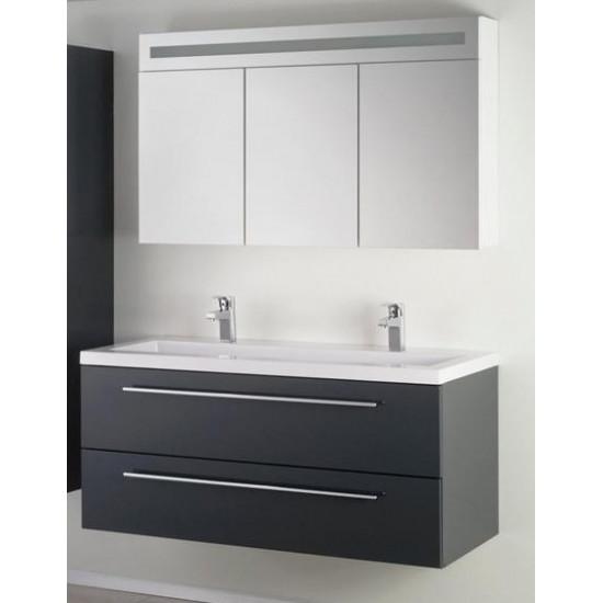Sanotechnik kupaonski set s osvjetljenjem Fiora 120