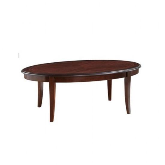 Klupski stolić Nouveau ovalni