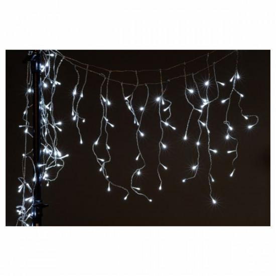Svjetla 200 LED, bijele ledene svijeće 5 x 0,6m