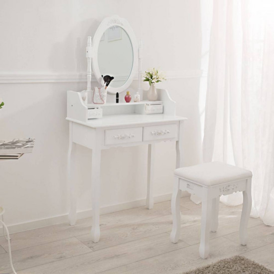 Toaletni stolić 402072