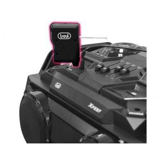 Brezžični ročni mikrofon Trevi EM 401-R