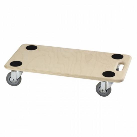 Ručna kolica Dörner s drvenom pločom 590x290 mm