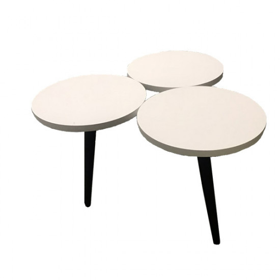 Klupski stolić Circle