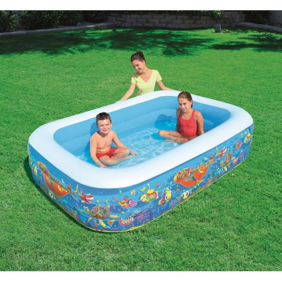 Obiteljski bazen Bestway 229 x 152 x 56 cm